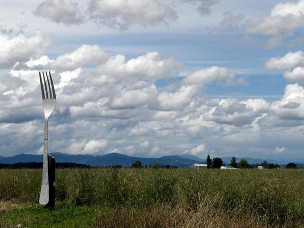 If you come to a fork in the road . . .