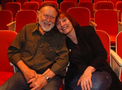 Jerry and Sandy Harper, of the late, great, and transformed Cyrano's.