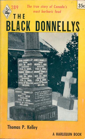 "Rural Mayhem: The ""Black Donnellys."""