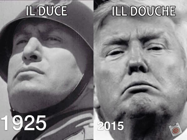 Demagogues past and present.