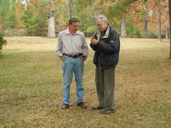 Bill and Bob, 2007.