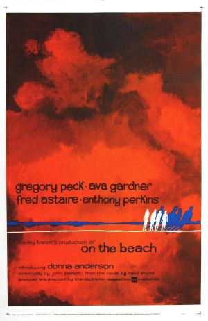 Film poster for On The Beach (1959).