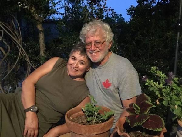 Eleni & Vassilis.