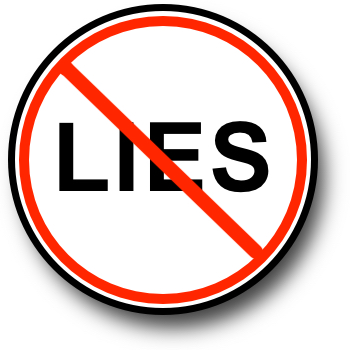 Stop lies. Use the Universal Truth Finder.