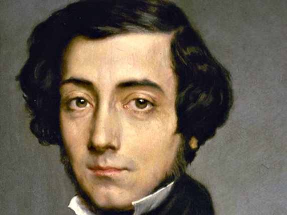 """Alexis de Tocqueville: """"If America ceases to be good, America will cease to be great."""""""