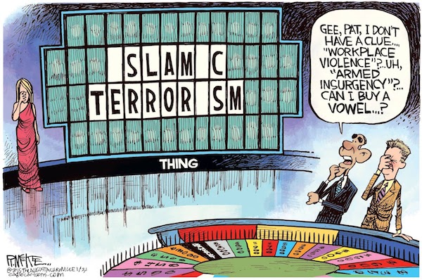 "Cartoon by Rick McKee, political cartoonist for ""The Augusta Chronicle."""