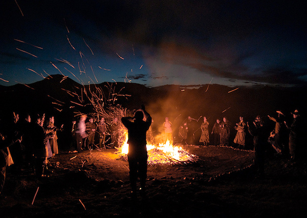 Tribal dance in Govi-Altai Province, Mongolia, 2012. (Photo: Karthik Anand/Flickr.)