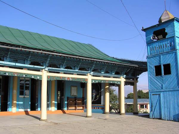 Dungan mosque, Karakol.
