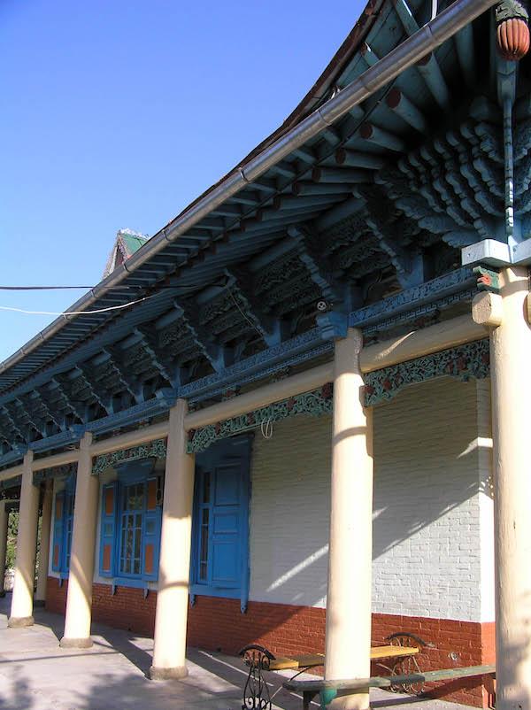 Dungan mosque.