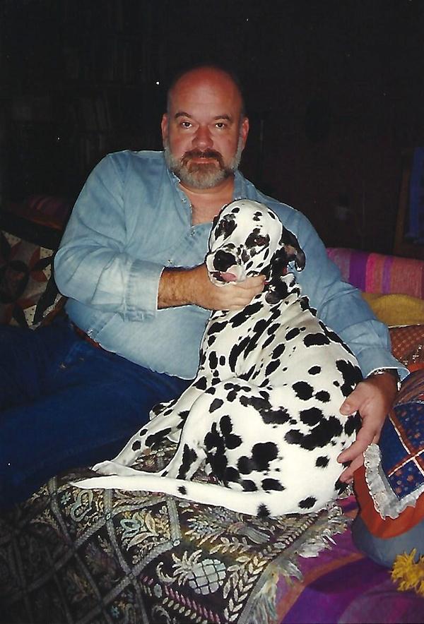 Walter and Ouzo.
