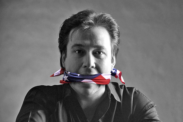 Comedian Bill Hicks. (Photo: The Albuquerque Journal.)