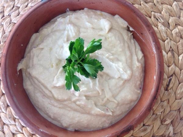 Taramosalata, a dip for all seasons.