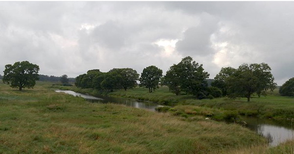 Maitland River, Wingham, Ontario, 2018.