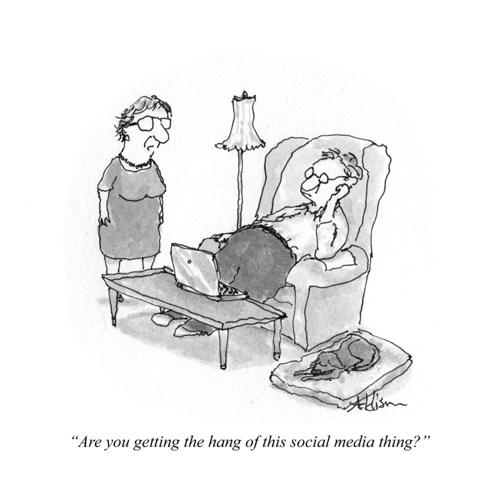 Addison-social media
