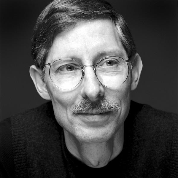 The poet Richard St. John.