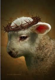 Christ the Lamb.
