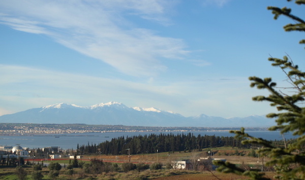 View from my balcony in Panorama.
