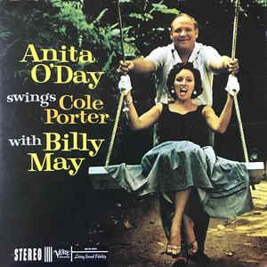 """Anita O'Day Swings Cole Porter."""