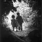 """A Walk to Paradise Gardens,"" by W. Eugene Smith."