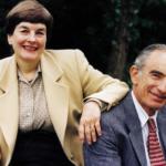 Professors Anne H. and Paul R. Ehrlich.