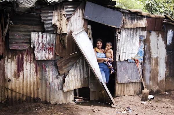 Home . . . in rural Nicaragua. (Photo: Flickr/Robert Terrell.)
