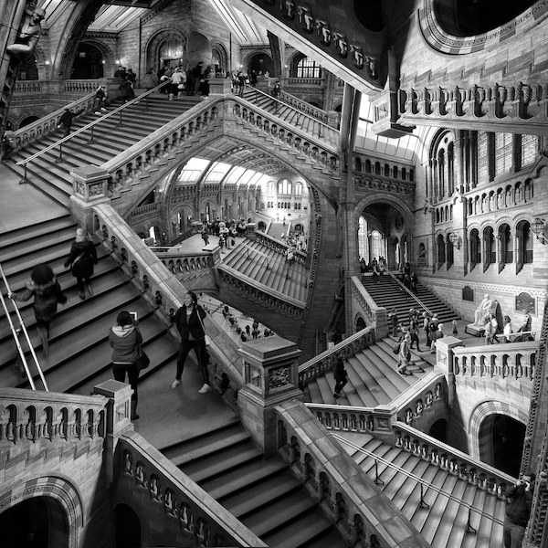 """The House of Escher,""[https://www.flickr.com/photos/richardsercombe/17138021488] by Richard Sercombe."