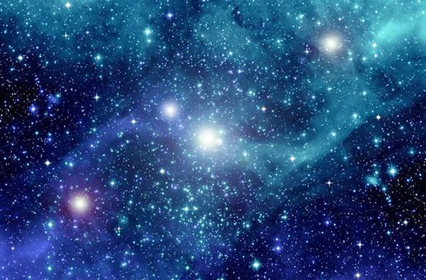 Hubble telescope image of space. (Photo: NASA.)