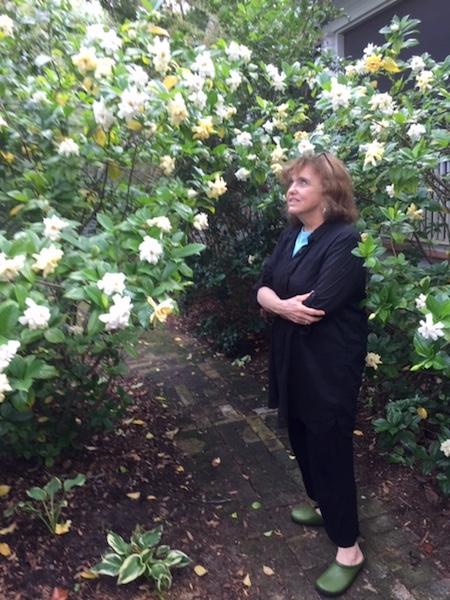 Marly's Gardenia.