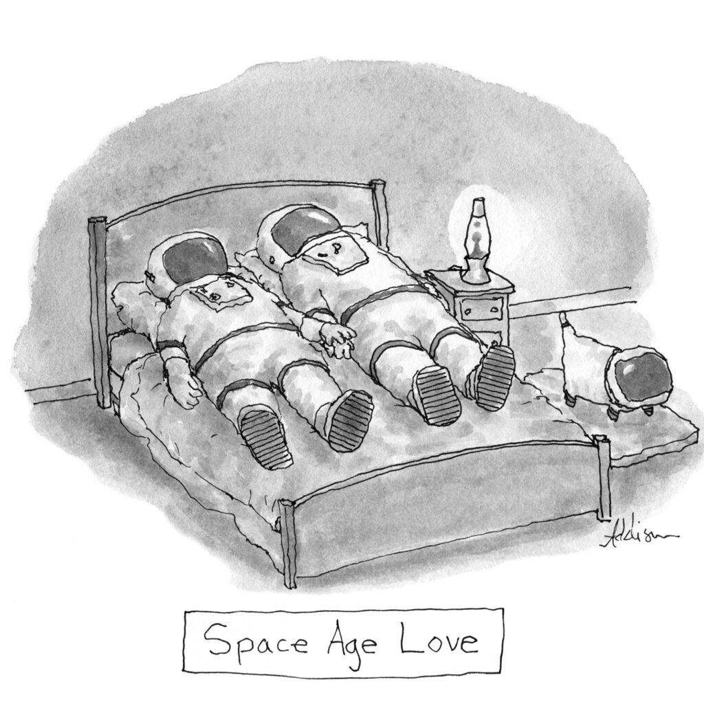Addison-space age.