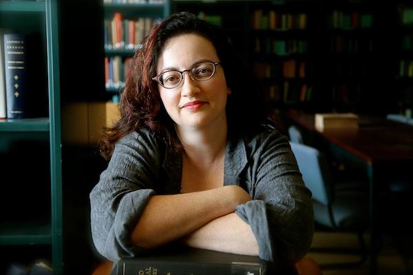 Author Helen Morales.