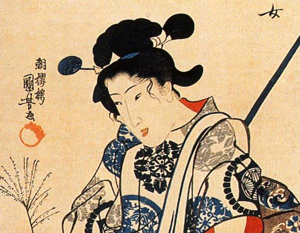 Fukudu Chiyo-Ni (1703–1775).