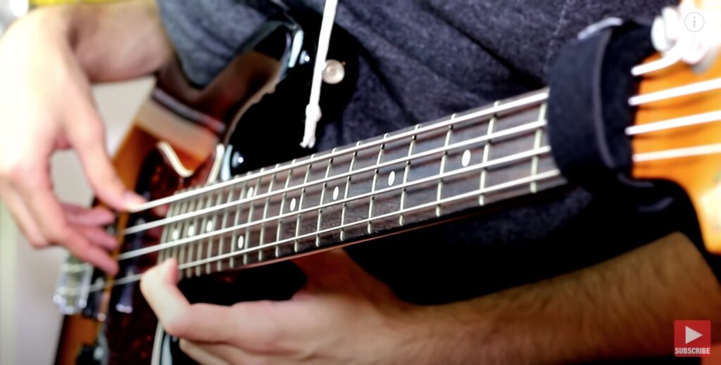Impossible bass.