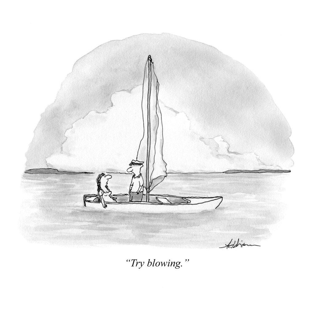 Addison-sailing