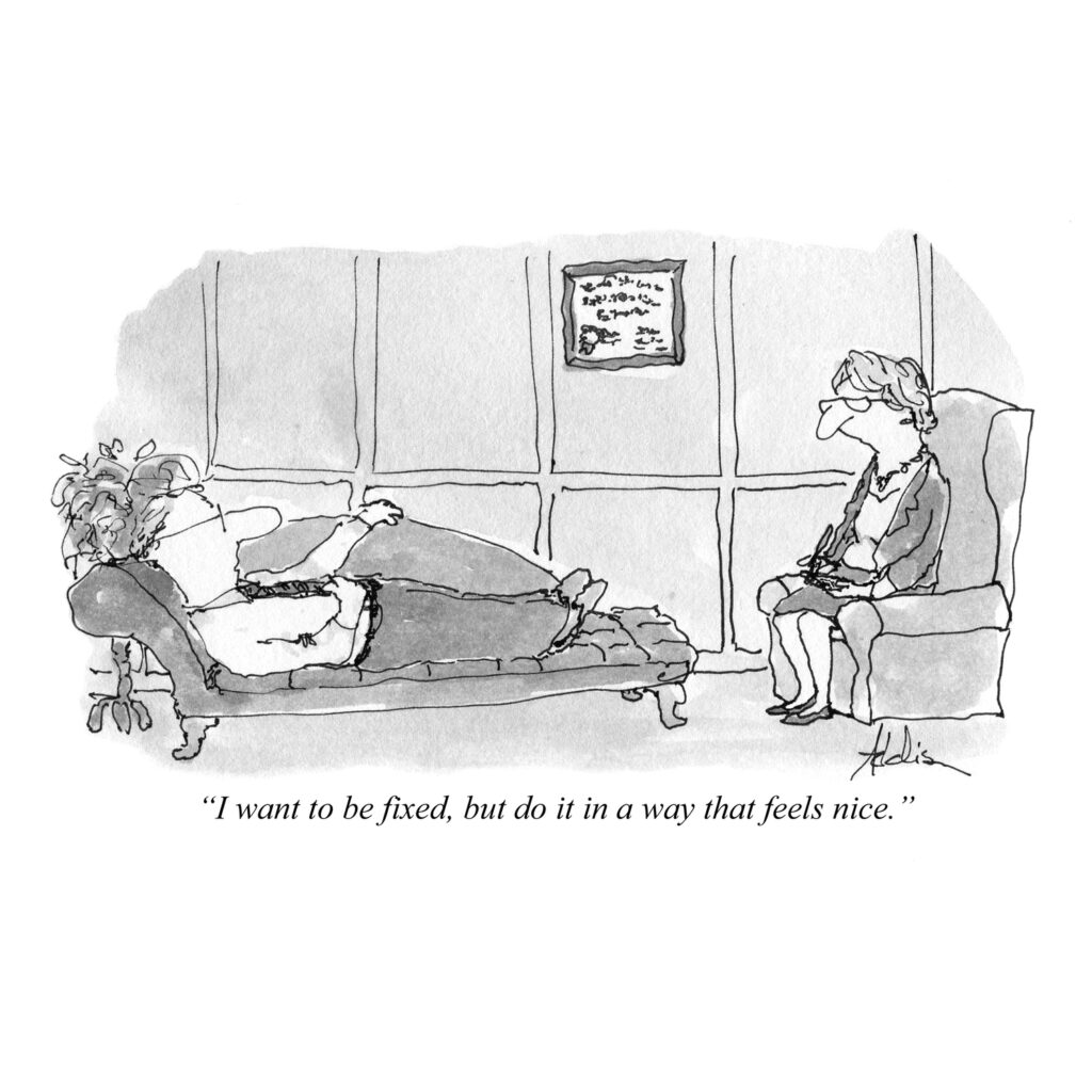 therapist fix