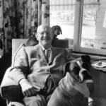 P.G. Wodehouse in 1960.