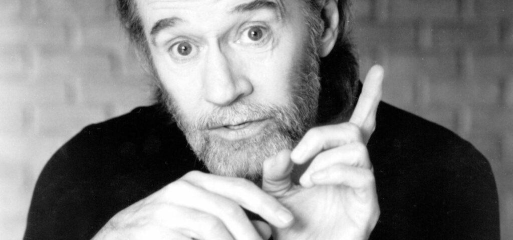 Comedian/Social Critic George Denis Patrick Carlin (May 12, 1937–June 22, 2008).