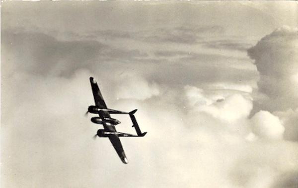 Fokker G-1 fighter-bomber of Netherlands Air Brigade: Too few. (image: Ad Meskens.)
