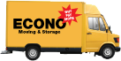 ECONO Moving & Storage Truck