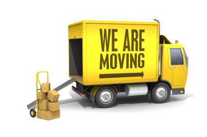 Moving Truck - Econo Moving
