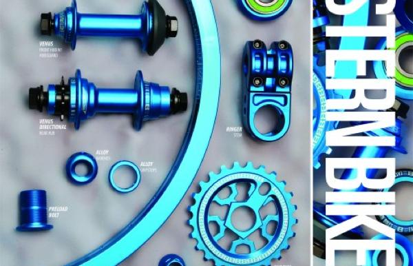 Eastern Bikes RideUK Print Ads