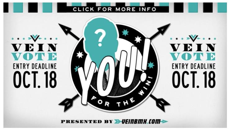 2012 Vein Vote Video Contest