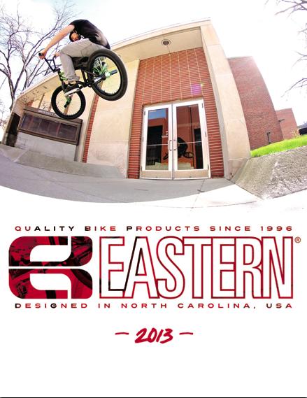 Eastern Bikes Catalog Design