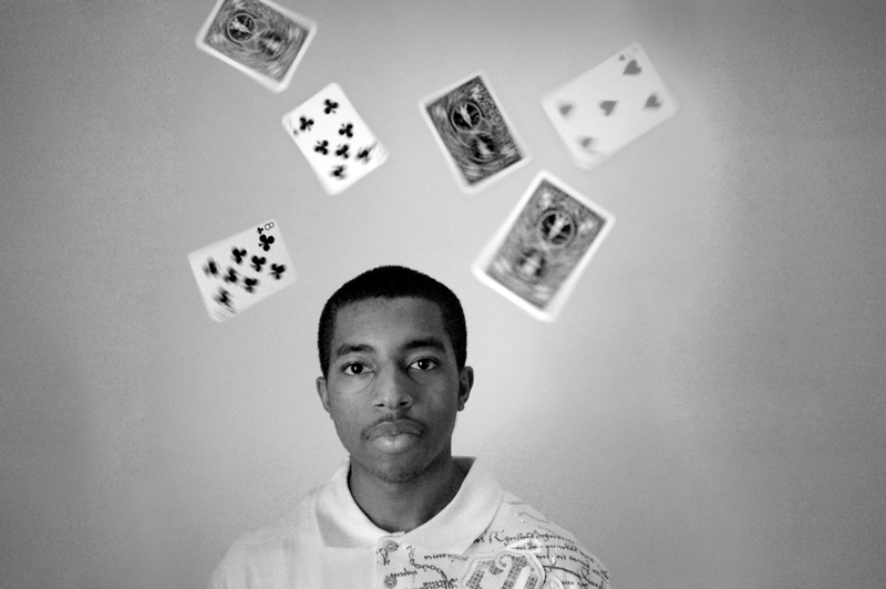 Bryce Chapman Portrait