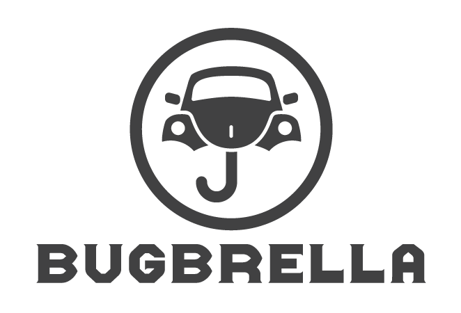 Bugbrella Waterguard Design & Logo