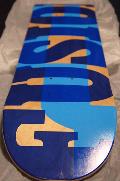 Fusion Surf & Skate Skateboard Deck