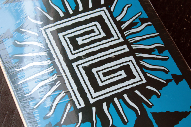 Peralta Grind Branding and Skateboard Decks