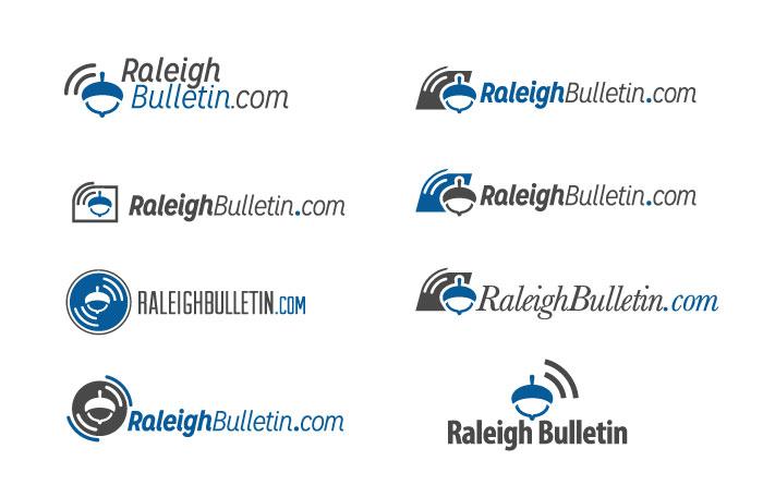 Raleigh Bulletin Logo Process