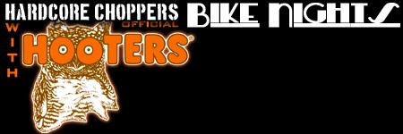 Hooters bike nights
