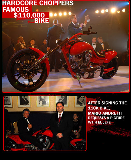 F-330 Hardcore Choppers' Famous $110k Bike