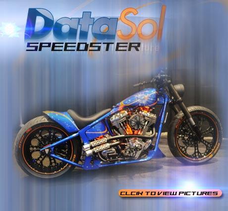 DataSol Speedster Special Edition